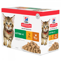 HILL'S SP KITTEN MULTIPACK 12×85 G