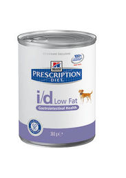 Hills Canine i/d Low Fat 12x360g
