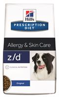 Hills Prescription Diet Canine Z/D kuivaruoka 3 kg