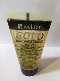 Wellion Gold nestemäinen sokerisiirappi 29ml