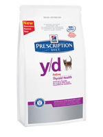 Hills Prescription Diet Feline Y/D 1,5 kg