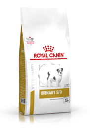 Royal Canin Canine Urinary S/O Small Dog Dry 4kg