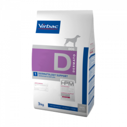 Virbac Veterinary HPM Dermatology Support Dog 3 kg