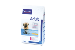 Virbac Veterinary HPM Adult Neutered Dog Small & Toy 7kg