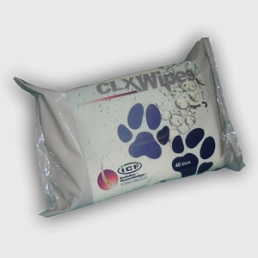 CLX wipes 40 kpl