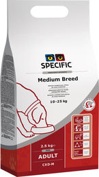 Specific CXD-M Adult Medium Breed 2,5 kg