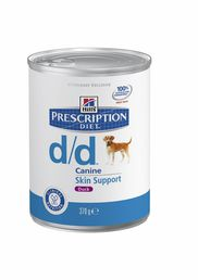 Hill's Prescription Diet Canine D/D Duck 12 x 370 g