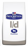 Hill's Canine L/D Pres.Diet 5 kg