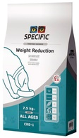 Specific CRD-1 Weight Reduction 6 kg