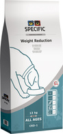 Specific CRD-1 Weight Reduction 13 kg