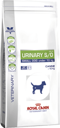 Royal Canin Canine Urinary S/O Small Dog Dry 8kg