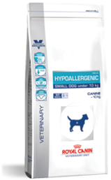 Royal Canin Canine Hypoallergenic Small Dog Dry 3,5kg
