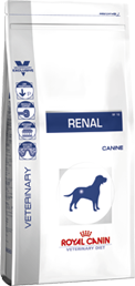 Royal Canin Canine Renal Dry 14kg