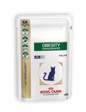 Royal Canin Feline Obesity Management Wet 12x100g