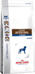 Royal Canin Canine Gastro Intestinal Junior Dry 2,5kg