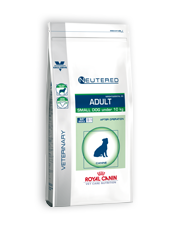 Royal Canin Canine Neutered Adult Small Dog 8kg