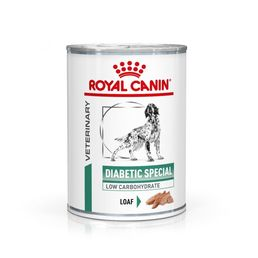 Royal Canin Canine Diabetic Special Low Carbohydrate Wet 12x410g