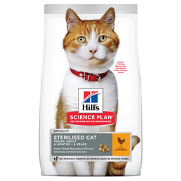 HILL'S STERILISED CAT , KANA 10 KG