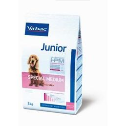 VIRBAC JUNIOR DOG SPECIAL MEDIUM 7kg