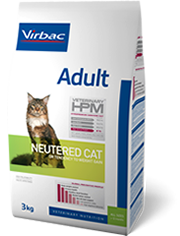 Virbac Adult Neutered Cat 3 kg