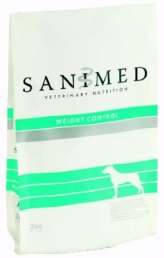 Sanimed Weight Control koiralle 3kg